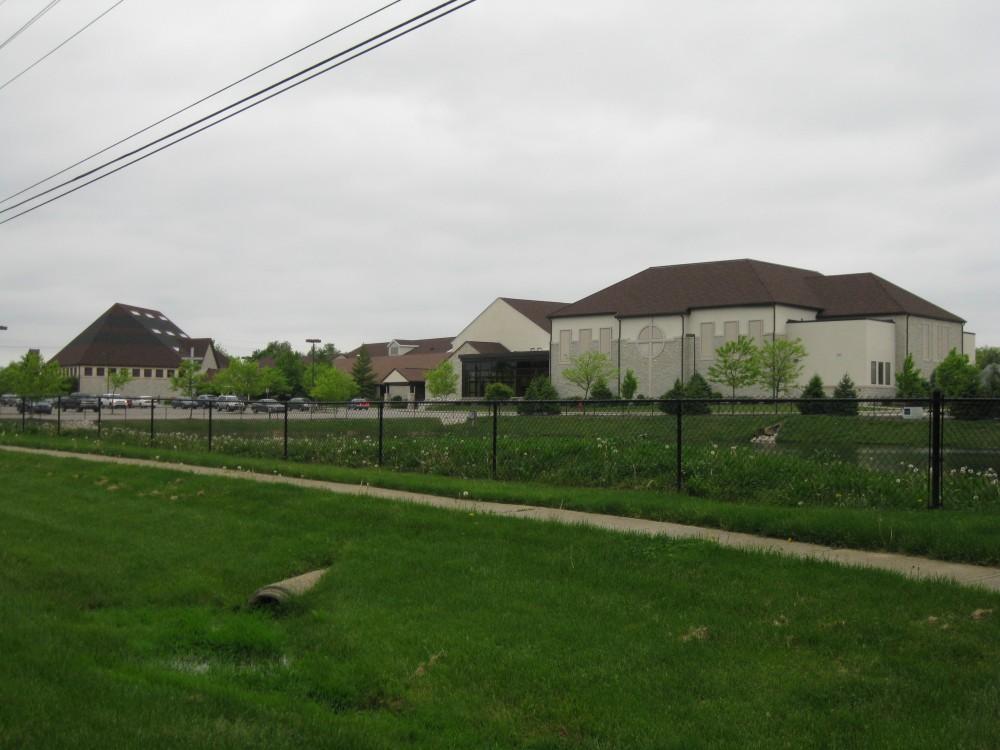 It's Not the Museum of Modern Art - It's a Church (6/6)