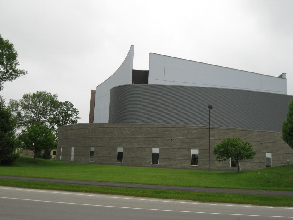 It's Not the Museum of Modern Art - It's a Church (1/6)