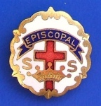 episcopal sunday school pin