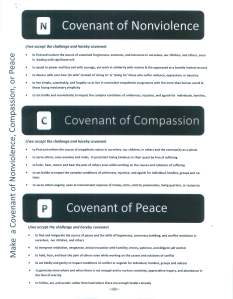 Covenants-Nonviolence-Compassion-Peace