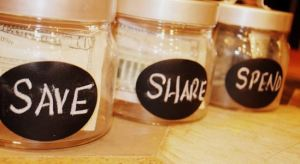 Save-Share-Spend
