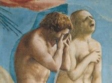 "Masaccio's ""The Expulsion of Adam and Eve from Paradise"""