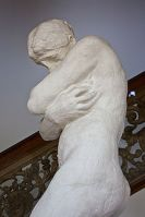 "Rodin's ""Eve After The Fall"""